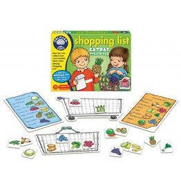 Warehouse Shopping List Booster Pack Fruit and Veg