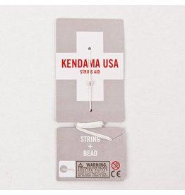 Kendama USA Kendama USA Single Replacement String and Bead White Single KA1204