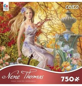 Gamewright Ceaco Brainwright Ceaco 750 Piece Nene Thomas Lost Melody Puzzle