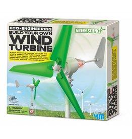 Toysmith 4M Wind Turbine Science Kit
