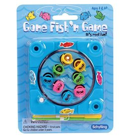Schylling Toys Gone Fishing Game