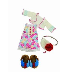 Manhattan Toy Manhattan Toy Lilydoll Dressing Up Party Outfit