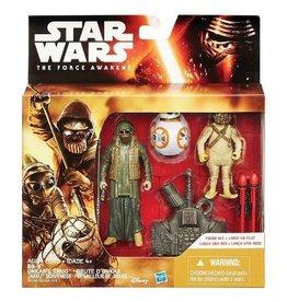 Everest Wholesale Star Wars Figure 2 Pack BB 98 and Unkars Thug