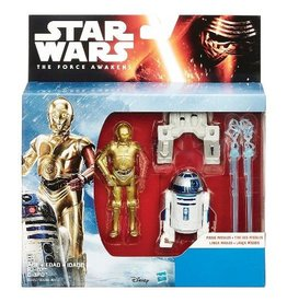 Everest Wholesale Star Wars Figure 2 Pack R2 D2 and C3PO