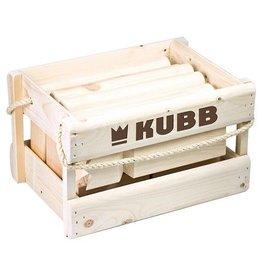 Lion Rampant Kubb Original in Wood Case