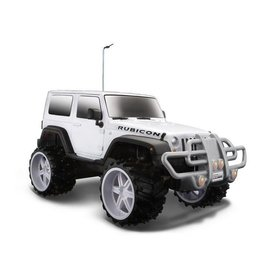 Maisto Maisto RC Off Road 116 Jeep Wrangler Rubicon Colors Vary