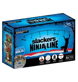Brand 44 Colorado Brand 44 NinjaLine 36 Ft Intro Kit with 7 Hanging Obstacles