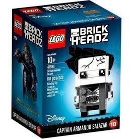 Lego DNR Lego 41594 Brick Headz Captain Armando Salazar