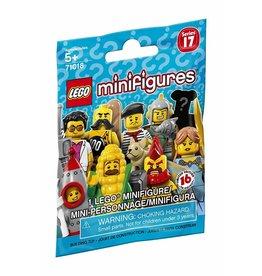 Lego DNR Lego 71018 Mini Figures Series 17