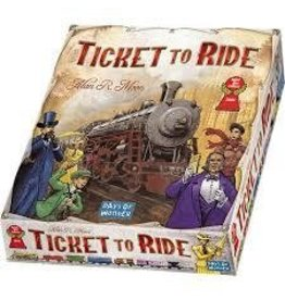 Everest Wholesale Ticket to Ride Board Game USA