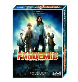 Alliance Pandemic Board Game