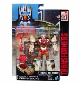 Everest Wholesale Transformers Chromedome