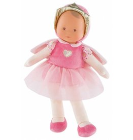 Corolle Corolle Princess Pink Cotton Flower Baby Doll