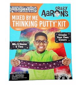 Crazy Aarons Puttyworld Crazy Aarons Sparkle Mixed by Me Thinking Putty Kit