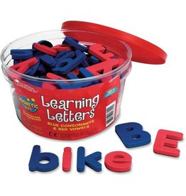 Learning Resources Soft Foam Magnetic Learning Letters