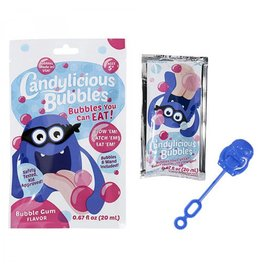 Little Kids Candylicious Bubbles Grape Flavor
