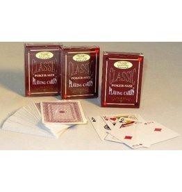 John Hansen Classic Playing Cards Poker