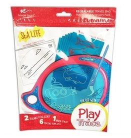 Boogie Boards Play n Trace Activity Packs Sealife Adventure