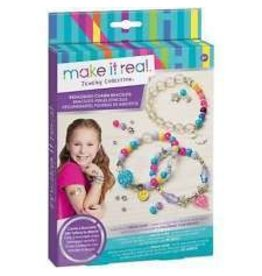 Make It Real LLC Make It Real Charm Bracelets Blooming Creativity