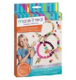 Make It Real LLC Make It Real Charm Bracelets Graphic Jungle