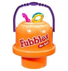 Little Kids Fubble Bubble No Spill Bubble Bucket Colors Vary