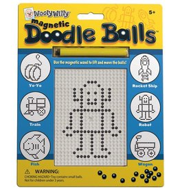 Playmonster Magnetic Doodle Balls