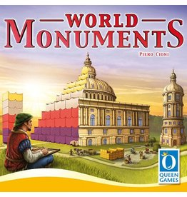 Alliance World Monuments Board Game