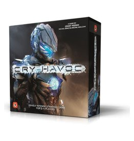 Alliance Cry Havoc Board Game