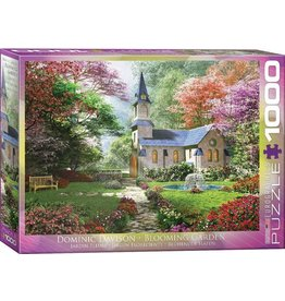 Eurographics EuroGraphics 1000 Piece Puzzle The Blooming Garden  by Dominic Davidson