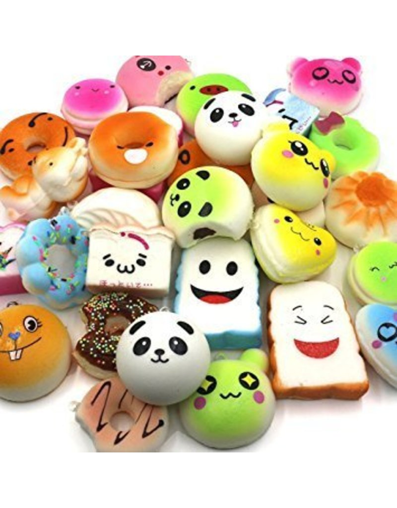 Quality Innovations Inc Squidget Squishies Single Assorted Styles
