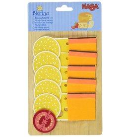 Haba Haba Biofino Sliced Cheese Play Food
