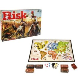 R and M Risk Board Game