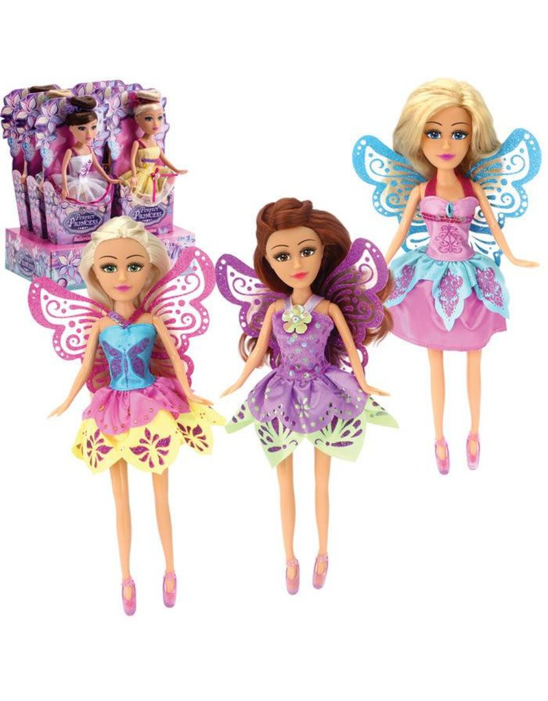 Schylling Toys Perfect Princess Mini Fairy Dolls