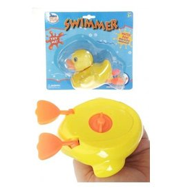 Warm Fuzzy Toys Warm and Fuzzy Swimmer Duck