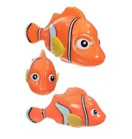 Warm Fuzzy Toys Warm and Fuzzy Swimmer Clown Fish