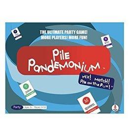 White Pine Games LLC Pile Pandemonium Game