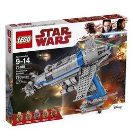 Lego Lego 75188 Star Wars Resistance Bomber