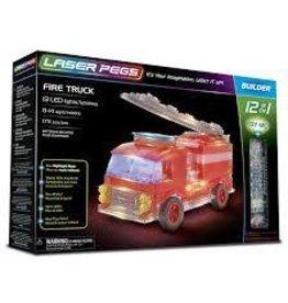 Laser Pegs Laser Pegs Fire Truck