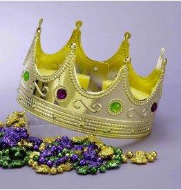 Halloween Mardi Gras Jeweled Crown