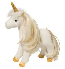 Douglas Toys Douglas Golden Princess Unicorn Plush