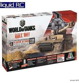 Great Planes Model Distributors Italeri 1 56 World of Tanks Pz Kpfw VI Tiger