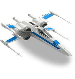 Great Planes Model Distributors Revell Star Wars Resistance X Wing Fighter Build Play