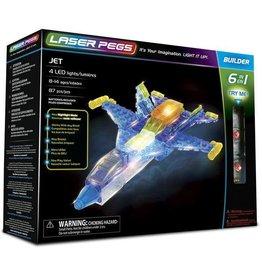 Laser Pegs Laser Pegs Jet