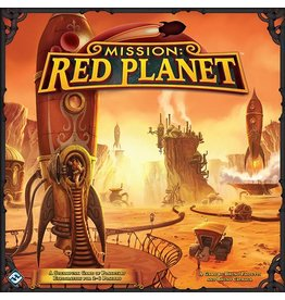 Alliance Alliance Mission Red Planet Board Game