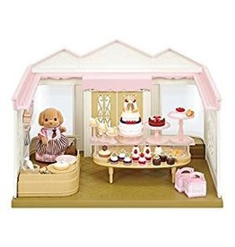Epoch Everlasting Play Calico Critters Village Cake Shop