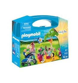Playmobil Playmobil Family Picnic Carry Case