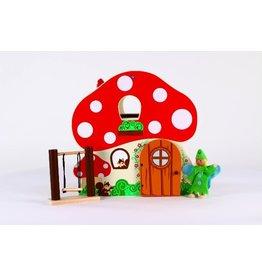 Maxim Enterprises Maxim Mushroom Dollhouse