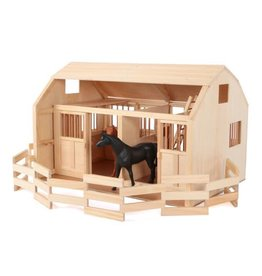 Maxim Enterprises Maxim Barn Grand Stable With Corral