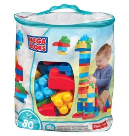 Mattel Mega Blocks First Builders Big Building Bag