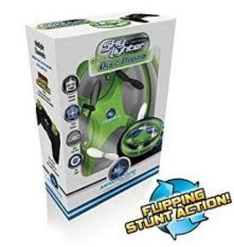 Mindscope Mindscope Sky Lighter Disc Drone Green